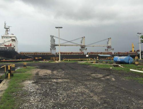 Survey de investigación de Avería Gruesa declarada en la MV SIERRA en el puerto de Barranquilla, Colombia