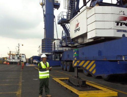 Risk assessment of port operators liability