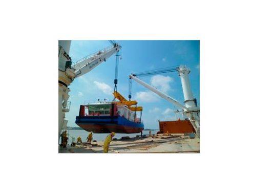 Supervisión de pre-cargue, cargue y descargue de carga especializada