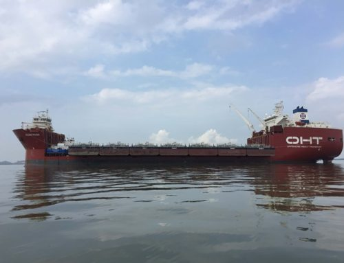 Marine Warranty Survey of 13 tank steel barges and 2 pusher tugs on semi-submersible vessel