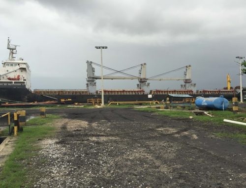 Investigation survey – MV SIERRA General Average declared at Barranquilla, Colombia
