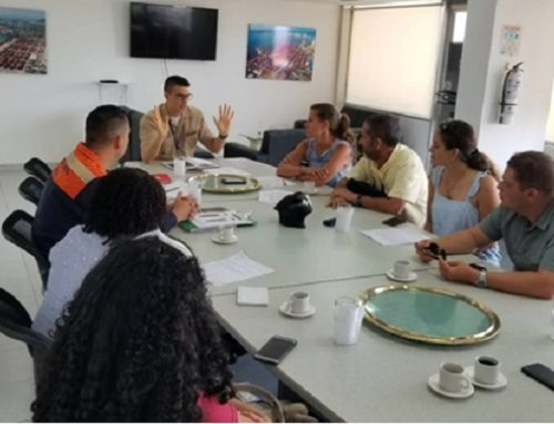 Dimar socializes standards for recreational diving in Cartagena