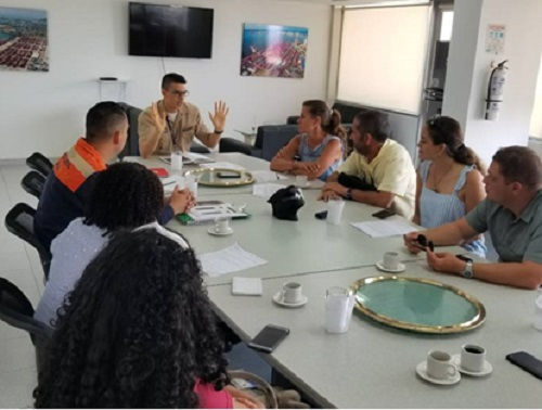 Dimar socializes standards for recreational diving in Cartagena These norms are compiled in the Colombian Maritime Regulation