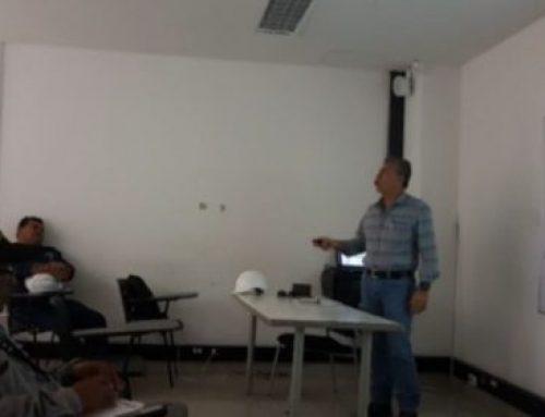 Survey de capacitación en riesgos de astillero de acuerdo  formato  Jh-143 y monitoreo del plan de prevención de riesgos  en COTECMAR  Cartagena 2 Noviembre 2017